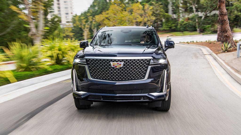 La atención al detalle, el confort y el lujo, una experiencia a bordo de la nueva Cadillac Escalade 2021