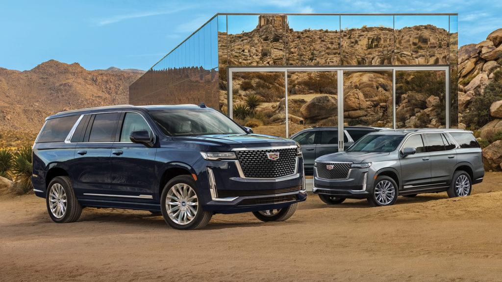La nueva Cadillac Escalade 2021, creada para revolucionar tu experiencia al volante