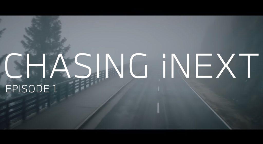 Chasing iNEXT, la pieza central del año de #NEXTGen