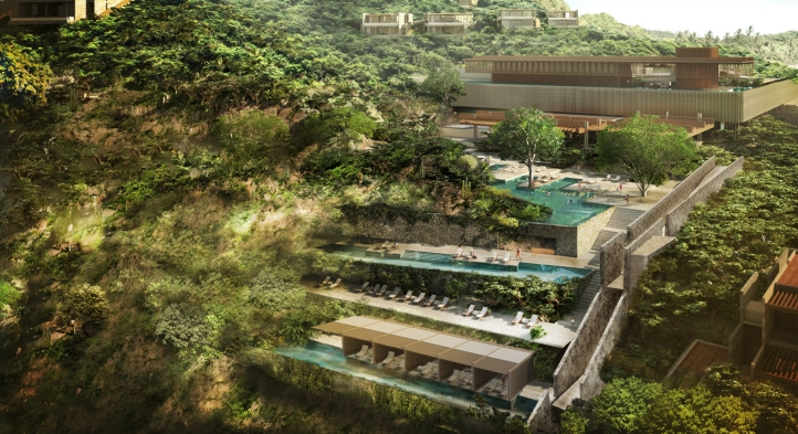Cool destination alert! Hoteles en México que se inauguran este 2021