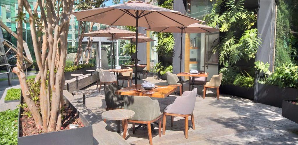 Los restaurantes que no te puedes perder en Paseo Arcos Bosques