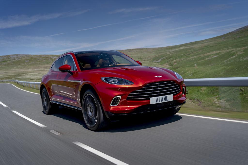 Conoce la primera SUV de Aston Martin; una combinación de lujo, aventura y performance