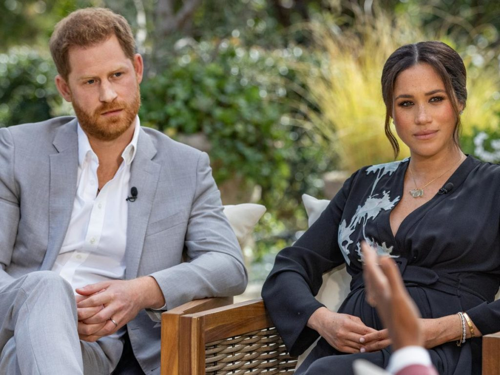Facts que probablemente no sabías hasta la entrevista de Oprah con Meghan Markle y el príncipe Harry