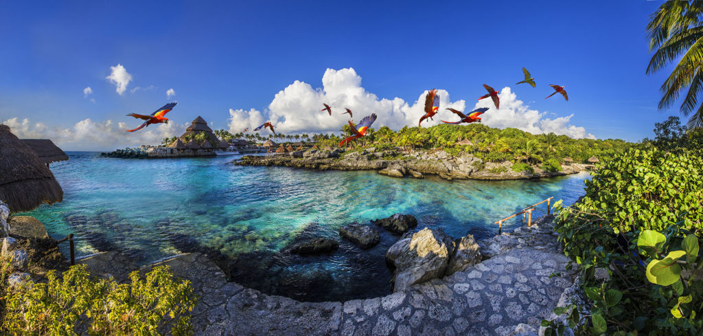 Xcaret, un majestuoso paraíso que te invita a disfrutar de unas vacaciones incomparables