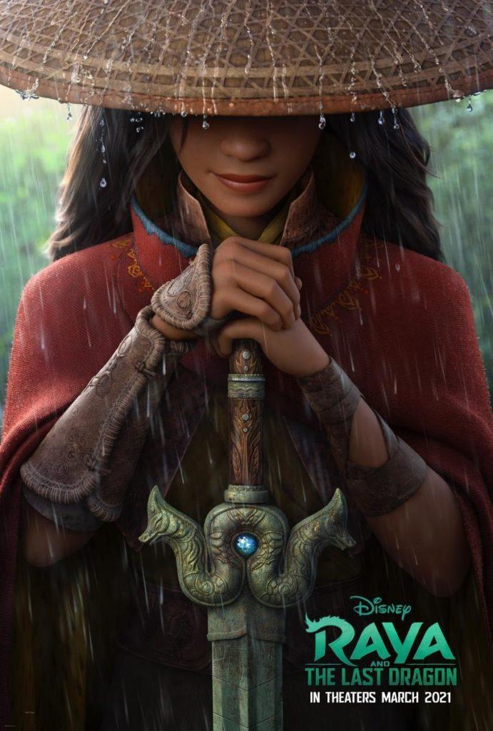Disney Plus estrena Raya y el último dragón, donde nos presenta a su nueva princesa aventurera