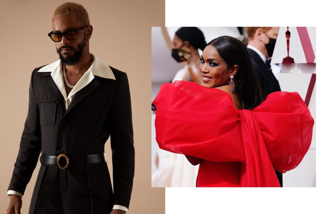 Fashion alert! Best red carpet looks de los premios Óscar 2021