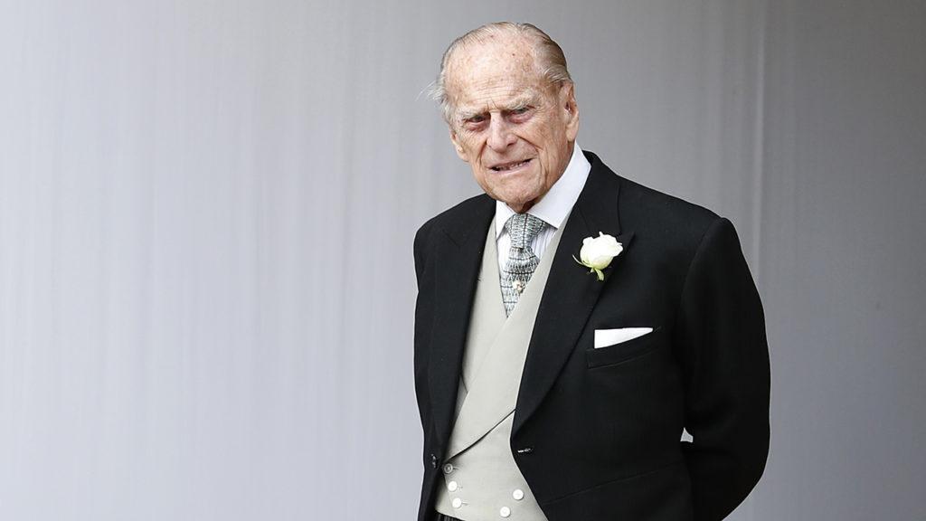 En memoria del príncipe Philip, duque de Edimburgo y compañero de la reina Isabel II