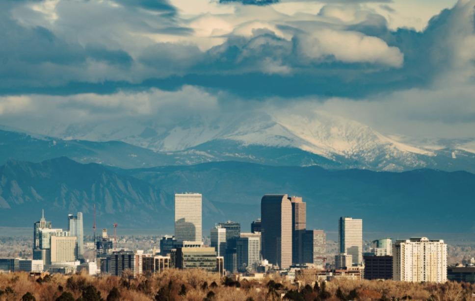 Denver, una ciudad de altura