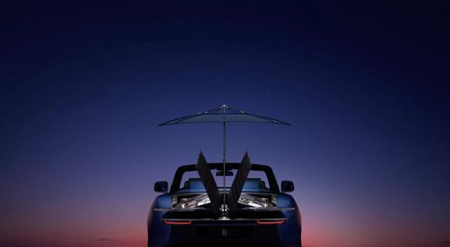 Rolls-Royce Coachbuild Boat Tail, el lujo en su máximo esplendor