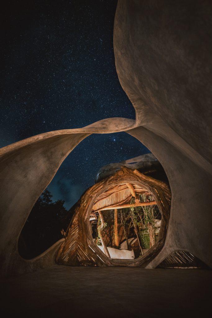 City of Arts, un oasis artístico en Azulik Uh May - 2020-12-17-azulik-uh-may-nocturno-6