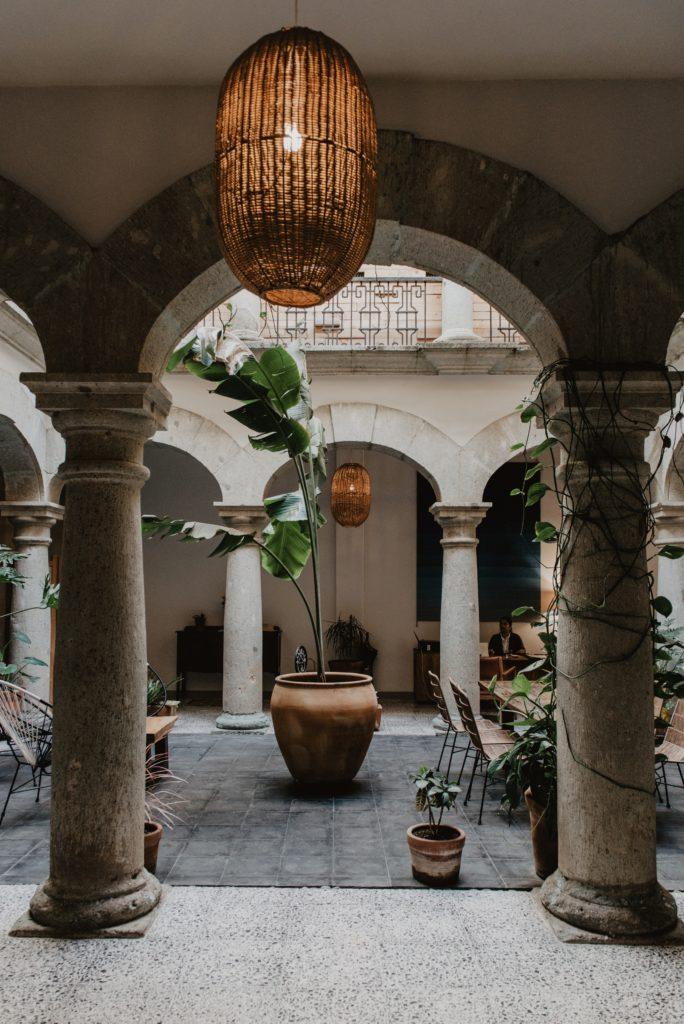 Casa Antonieta, un oasis en el corazón de Oaxaca