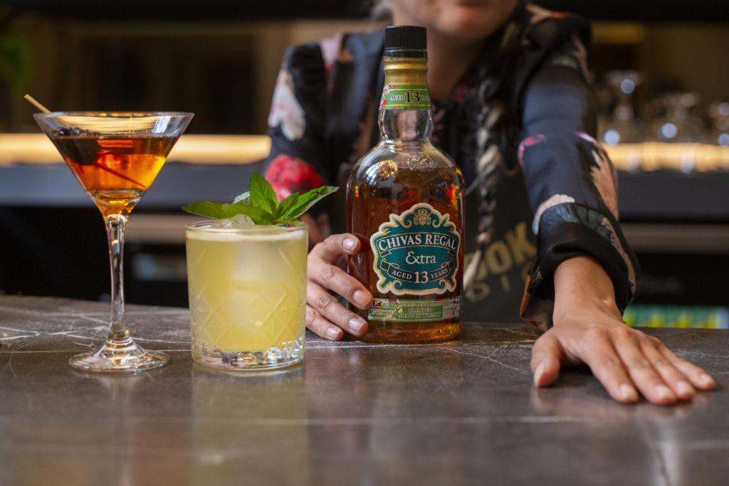Descubre la nueva experiencia culinaria de Chivas Regal Extra 13 Tequila en HOTBOOK Studio