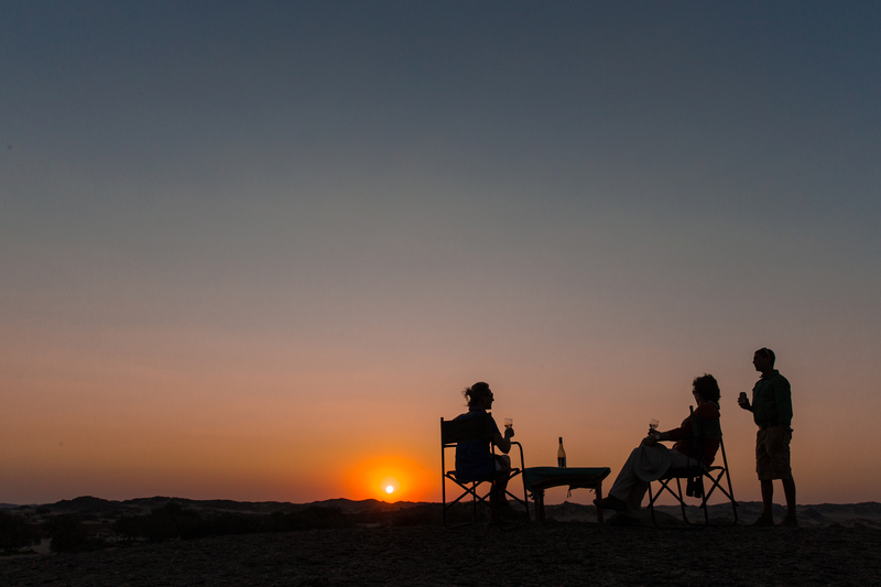 Traveler 101: cómo planear tu próximo viaje a África con Wilderness Safaris - cc-2661-hoanib-06-2014