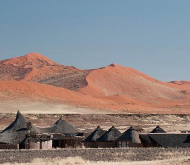 Namibia, el esplendor del desierto