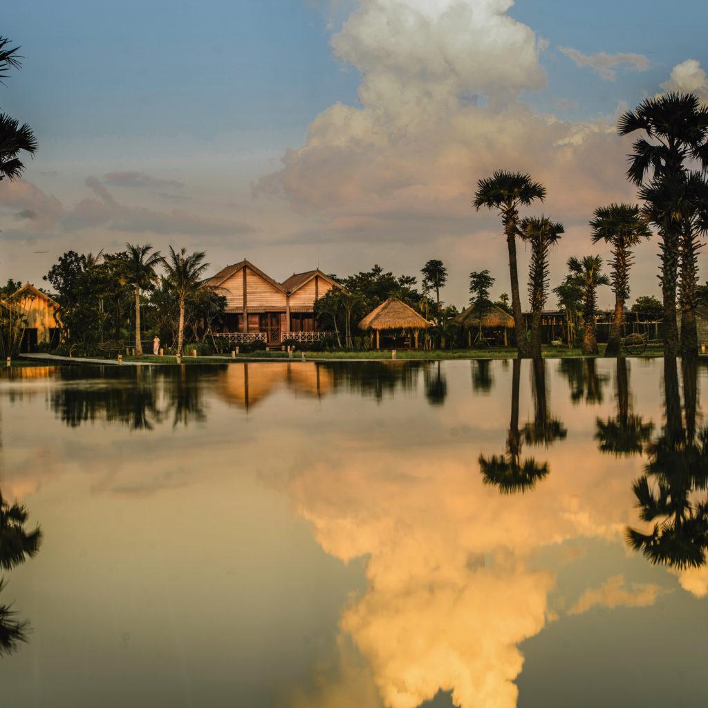 Phum Baitang, Camboya para todos los sentidos