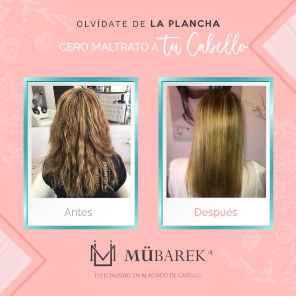 Mübarek, la mejor forma de cuidar tu pelo - 1