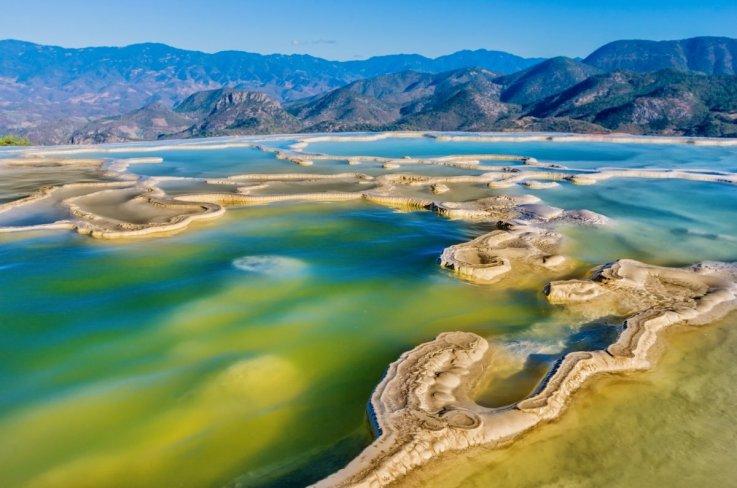 Parques naturales mexicanos que no puedes dejar de conocer - hierve-el-agua-oaxaca-parque-naturales-mexicanos-que-no-puedes-dejar-de-conocer