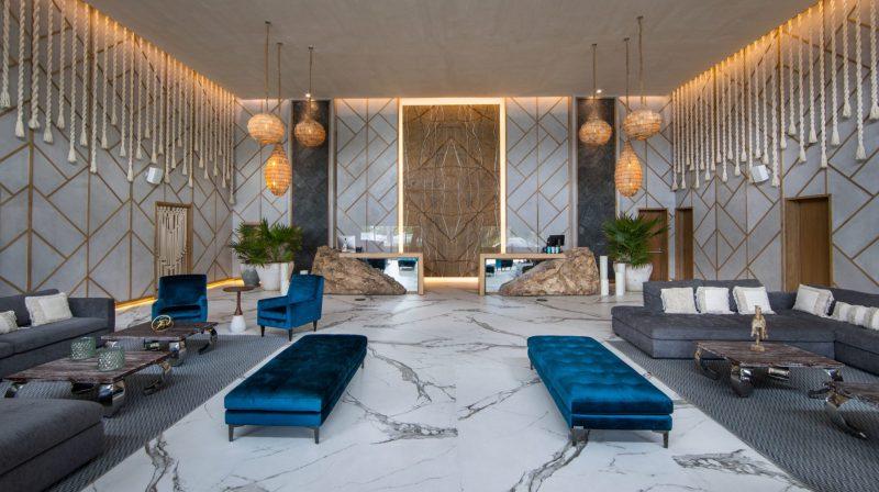 Palmaïa, The House of AïA: un lugar mágico para pasar tus vacaciones - lobby