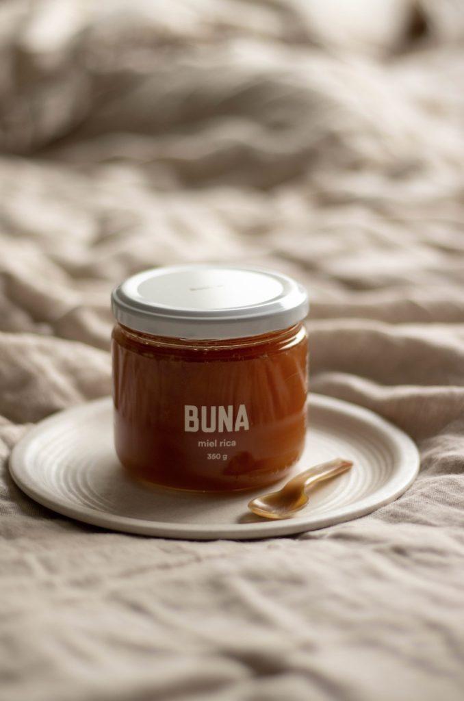 Buna: una marca sustentable con un gran sabor - miel-buna