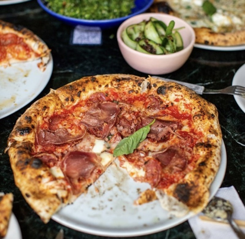 Eat like a local: ruta gastronómica en la CDMX - pizzafelix
