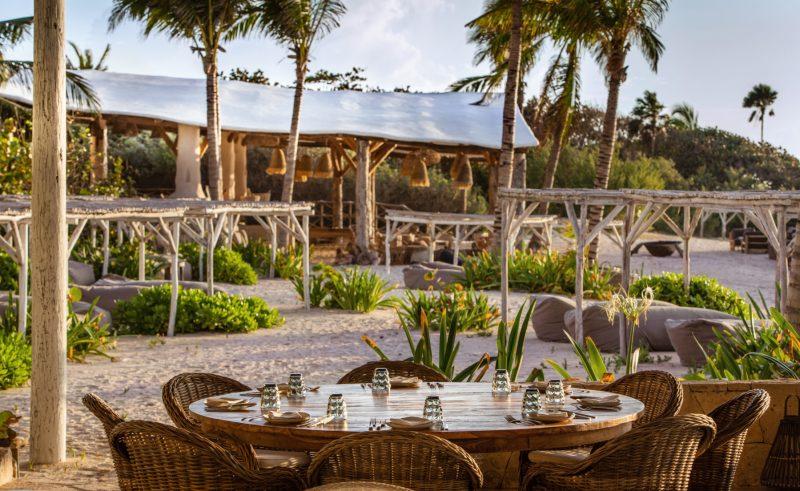 Palmaïa, The House of AïA: un lugar mágico para pasar tus vacaciones - restaurante-su-casa