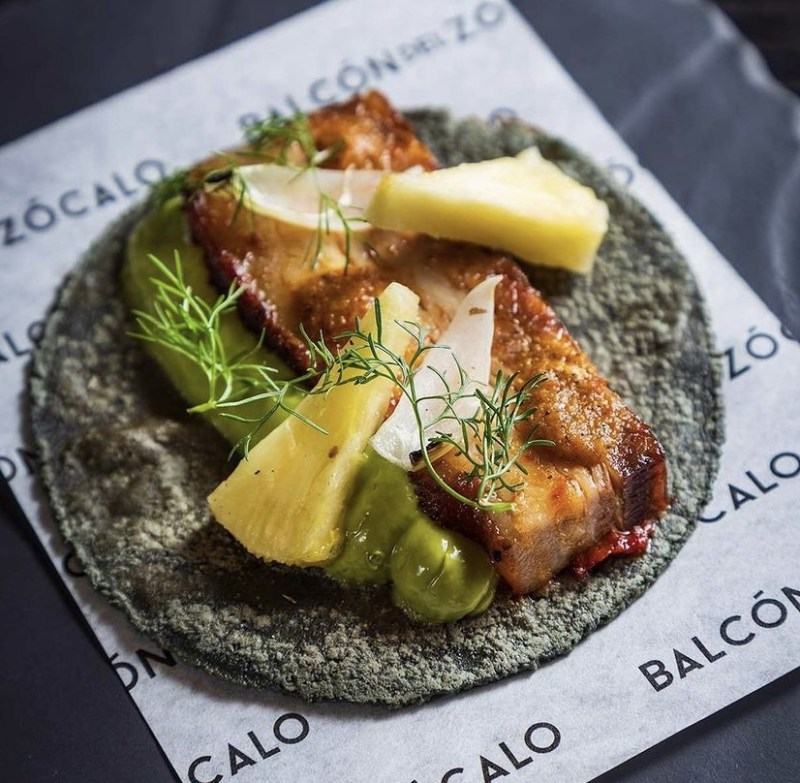 Eat like a local: ruta gastronómica en la CDMX - zocalo2