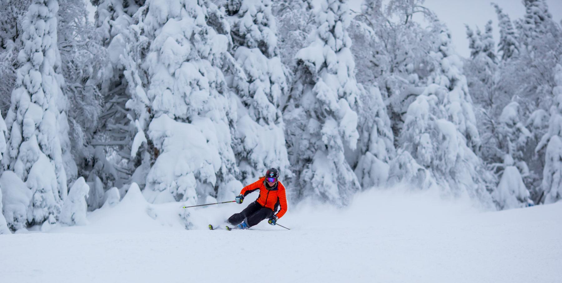 Descubre los deportes de invierno que podrás hacer en Canadá
