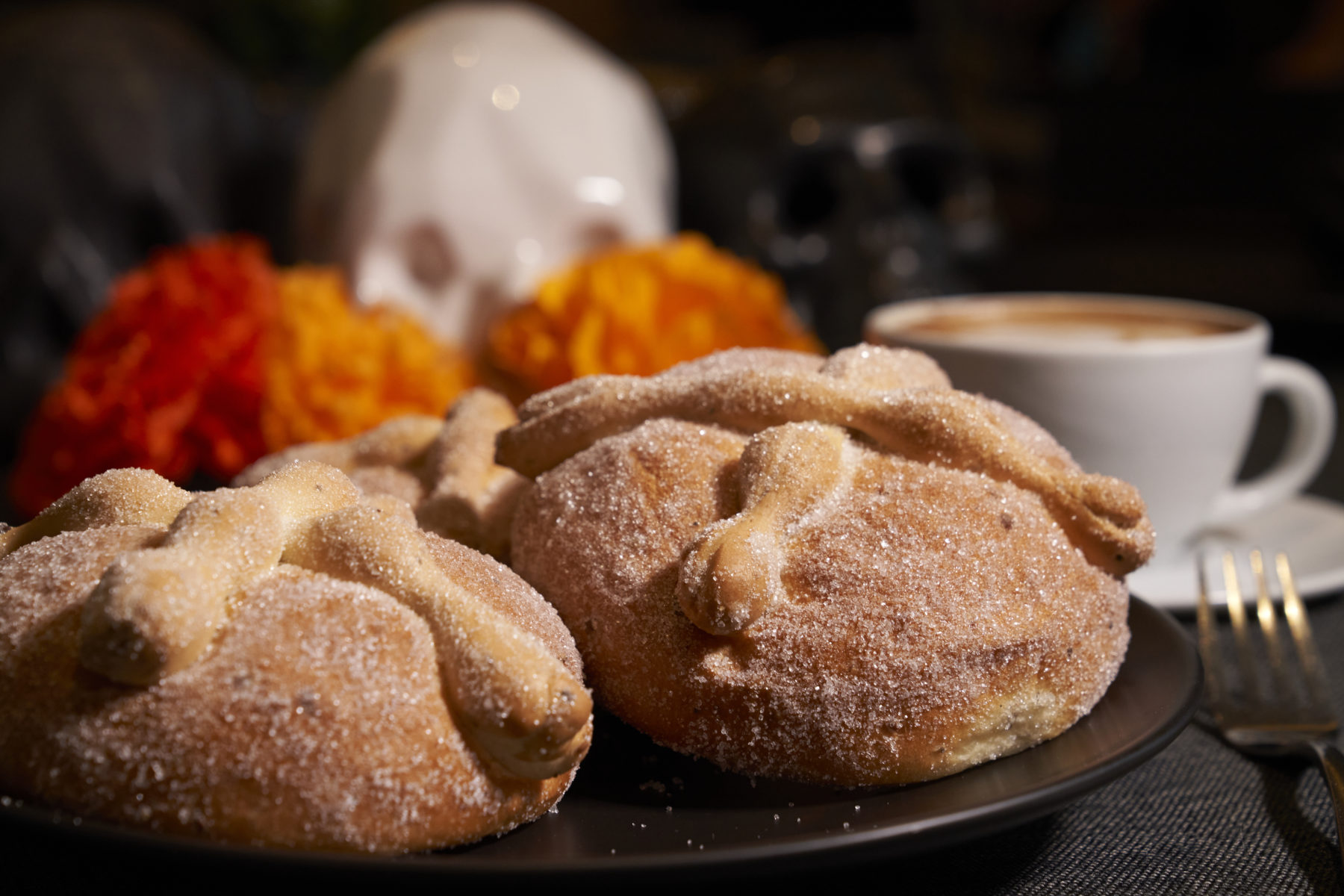 ¡La temporada de pan de muerto llegó! Prueba los 5 mejores de la CDMX