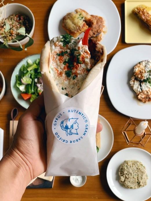 Gyaros Estiatorio, comida griega con estilo - foto-2-gyros-estiatorio-comida-griega-con-estilo