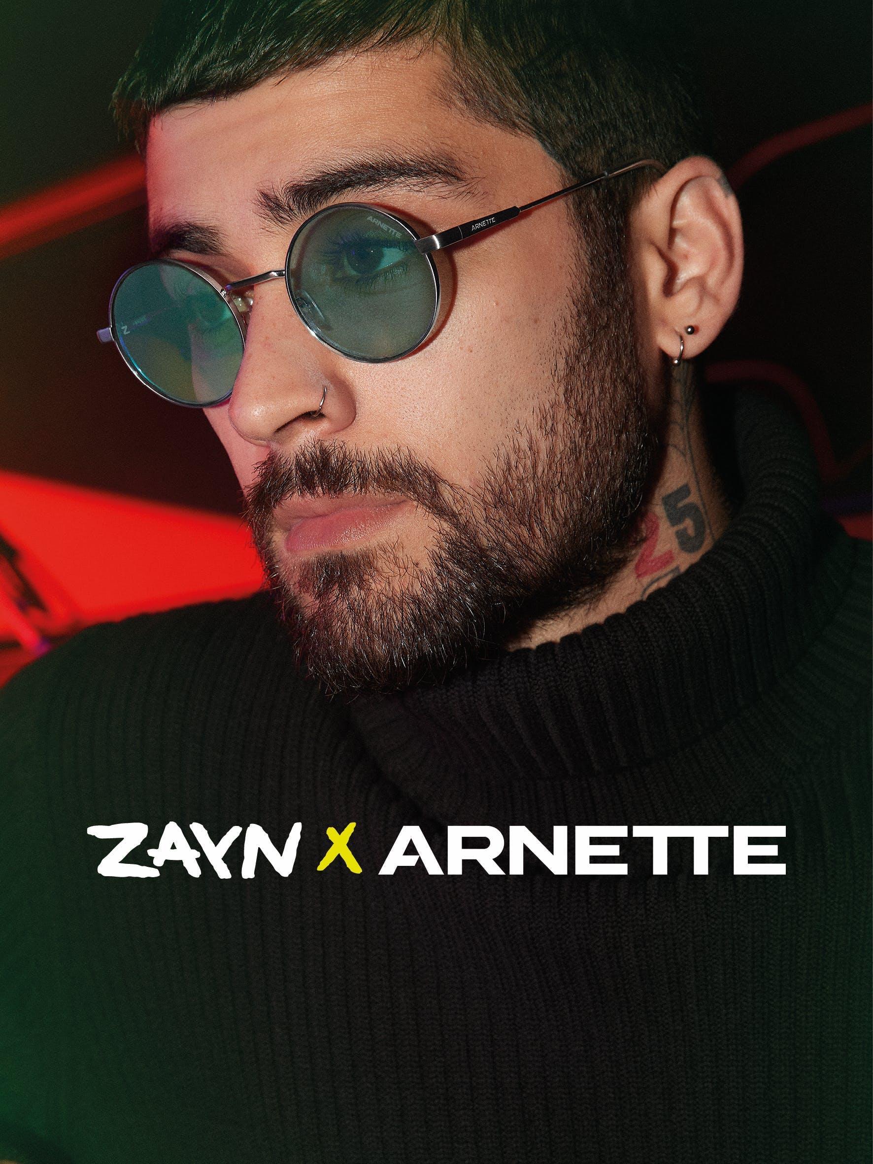 Conoce todos los detalles de la nueva colaboración de Zayn Malik y Arnette
