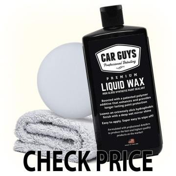 CarGuys Liquid Wax Review