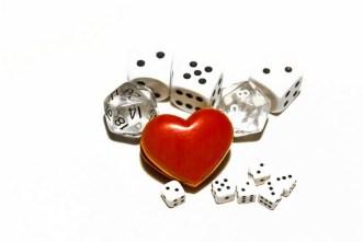 Glück im Spiel oder in der Liebe