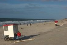Blick über den Strand (2009)