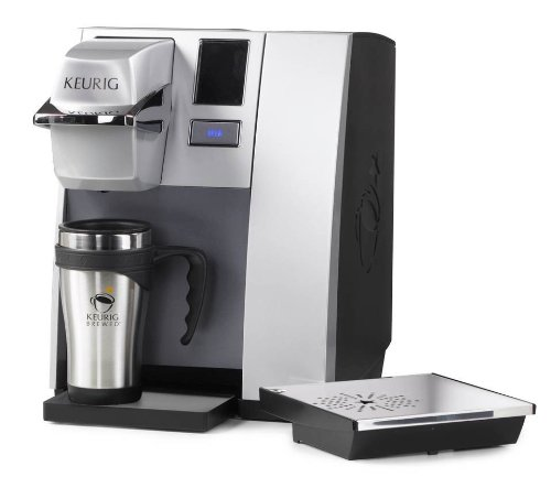 KEURIG K155 COMMERICAL BREWING SYSTEM with Bonus K-Cup Portion Trial Pack