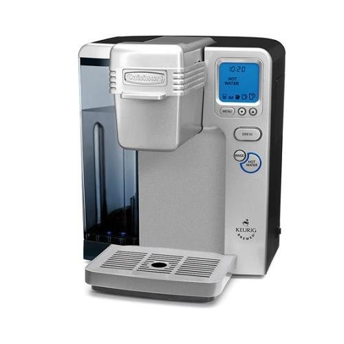 Cuisinart SS-700 Single Serve Brewing System, Silver – Powered by Keurig (Certified Refurbished)