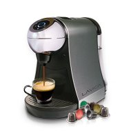 Lavica Single-Serve Brewer for Nespresso Espresso/Tea Capsules (Silver)