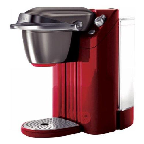 KEURIG culling coffee maker Neotrevie Queen red BS200QR