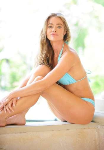 Denise Richards - bikini photoshoot-20