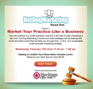 Lunch and Learn for Attorneys
