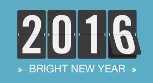 2016 is Going to Be Bright!