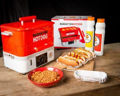Pack Premium HotDog Party