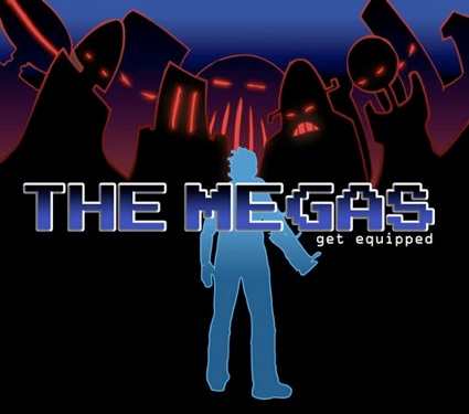 The Megas album cover