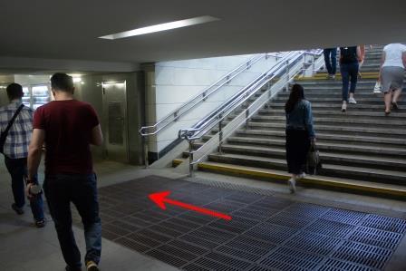 Дойти от метро Таганская радиальная
