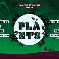 23.06.2018 // Plants Open Air 2018 - Kickoff!