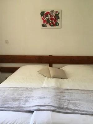 Triple bain lit double hotel relais de la forge