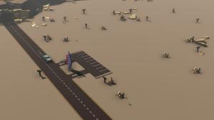 Desert Location