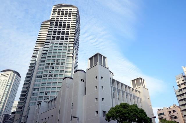 ザ・リッツ・カールトン大阪_外観