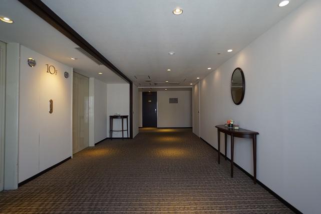 ニュー長崎_エレベーターホール