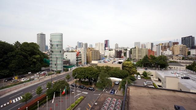 シェラトン東京_眺望