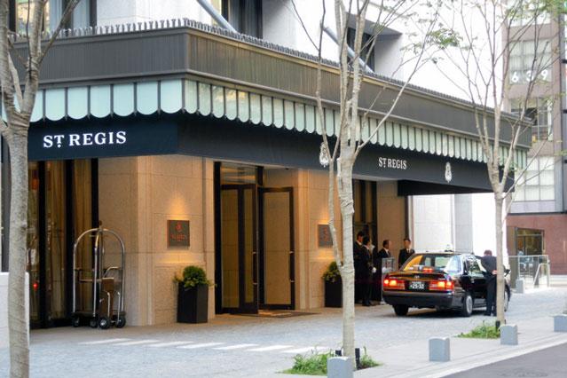 セントレジスホテル大阪宿泊記「グランドデラックス」